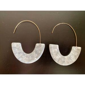 BaubleBar Faidra Thin Drop Earrings